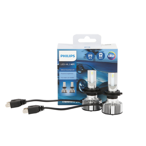 Philips h7 led
