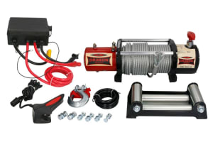 Dragon winch maverick dwm 10000